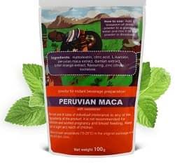 Peruvian maca - прах потентност България 100 г