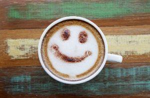 кафе, капучино