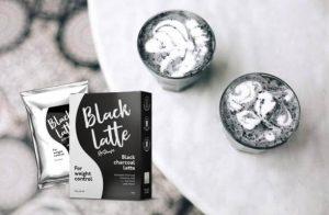 Black Latte и две чаши