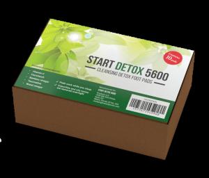 Start Detox 5600 опаковка