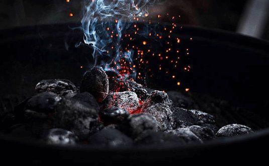 въглени и жар