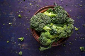 купа с броколи