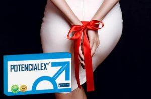 Potencialex, жена с панделка