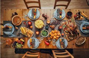 храни, маса