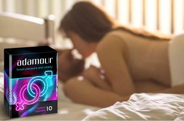 Adamour, двойка, интимност