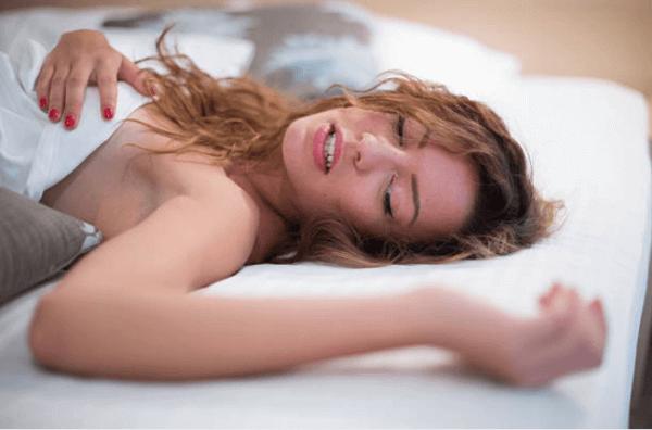 жена, оргазъм