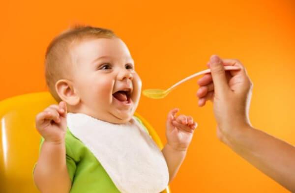 диета, бебешка храна
