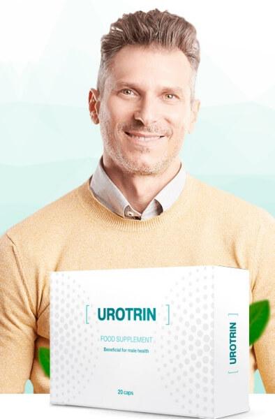 мъж, уротрин, простата