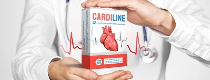 cardiline за справяне с кардиоваскуларни проблеми