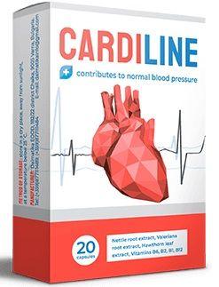 Cardiline опаковка