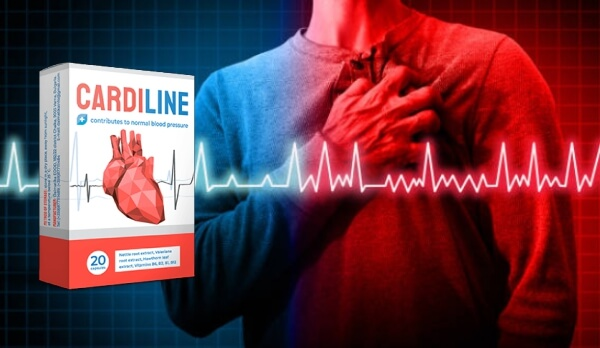 cardiline, капсули, хипертония, сърце