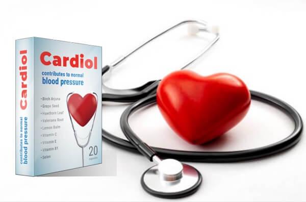 кардиол капсули, сърце, хипертония