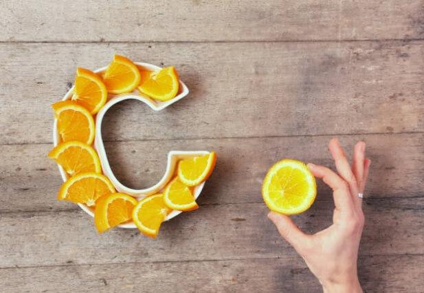 портокал, витамин C