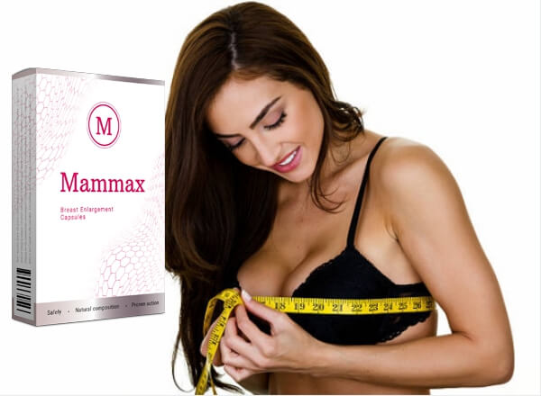 mammax капсули, уголемяване на бюст, жена, гърди