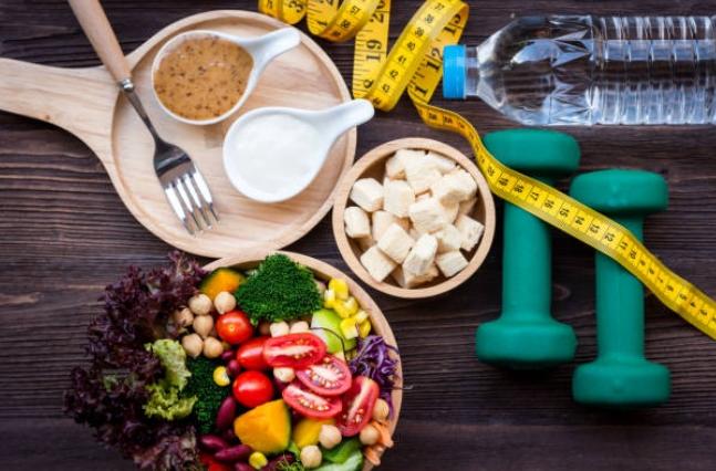 храно, горене на калории