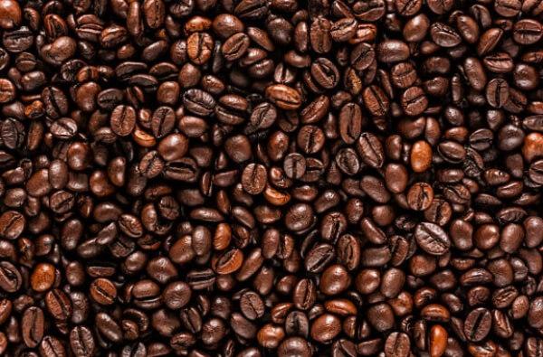кофеин, зърна