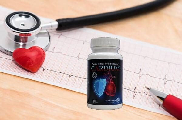 cardium, хипертония