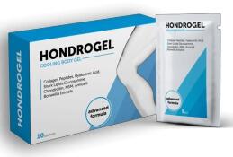 HondroGel сашето ставен гел България