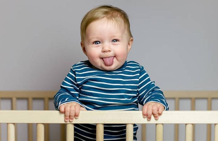 бебе, език