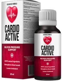 Cardio Active Капки кръвно България 20 мл