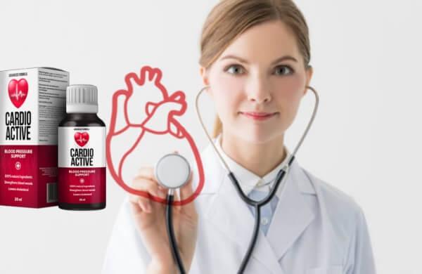 кардио актив капки цена, кардиолог, сърце