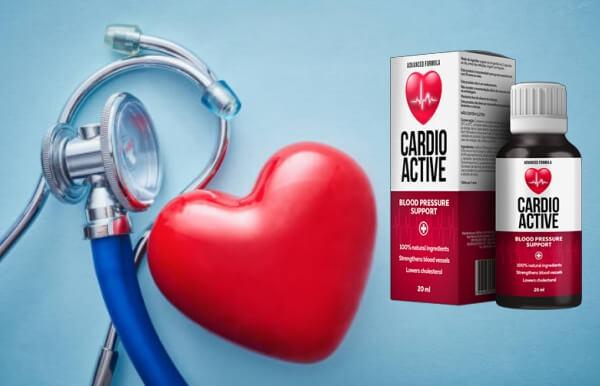 капки cardioactive състав, сърце