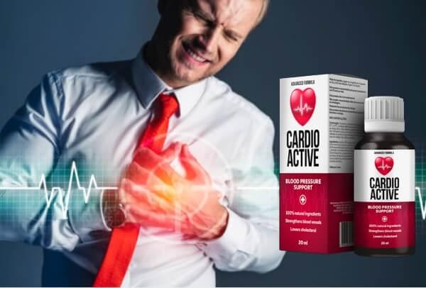 cardio active капки, хипертония, сърце