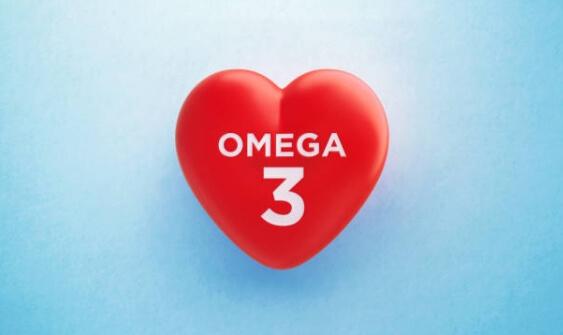 Омега-3 сърце