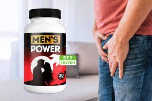 Men's Power – За Повече Интимна Мощ Без Проблеми с Простатата
