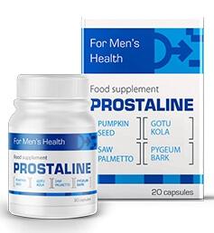 ProstaLine 20 капсули за простата България
