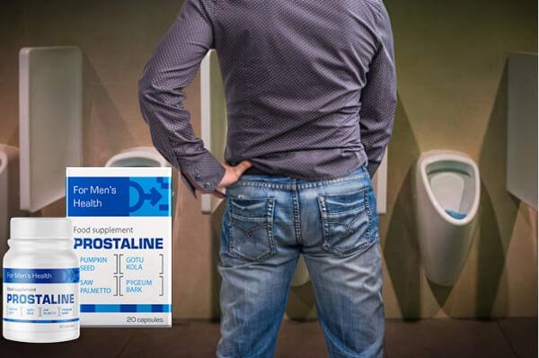 капсули просталайн простата