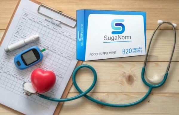 SugaNorm, сърце, уред за диабетици