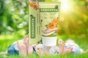 Exodermin – Крем за Превенция и Борба с Гъбичките по Краката!