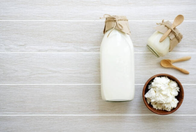 кефир кисело мляко разлики