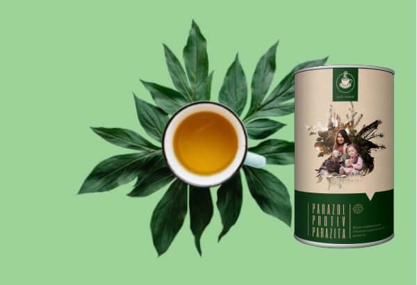 Детокс Чай Parazol цена България