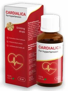Cardialica Капки за Хипертония България