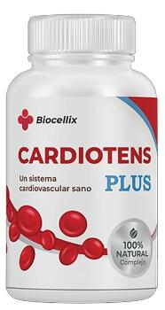 Cardiotens Plus Biocellix Капсули България