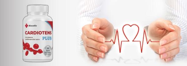 Cardiotens Plus - Цена в България