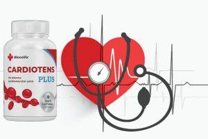 Cardiotens Plus – Билкови Капсули при Хипертония! Помагат ли при Високо Кръвно – Мнения и Цена?
