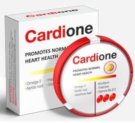 CardiOne капсули за хипертония България