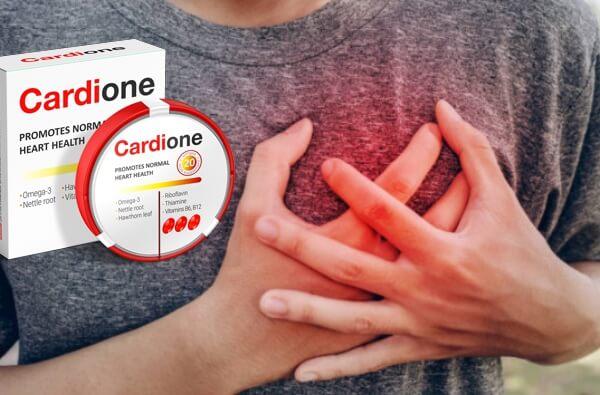 Кардионе капсули сърце състав